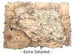Altered Skyrim Collector's Map