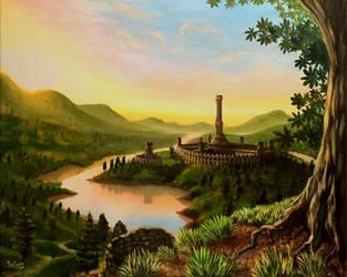 Return to Cyrodiil by SoulRebel9