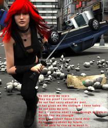 Do not pity, do not fear. by Garnet-Huntress