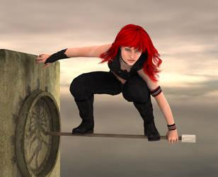 Vic revamp by Garnet-Huntress