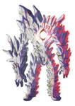 Crystal Golem Colored