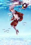underwater by inpninqni