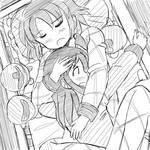 Sakiko and Hitoha
