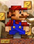 Super Mario 8Bit