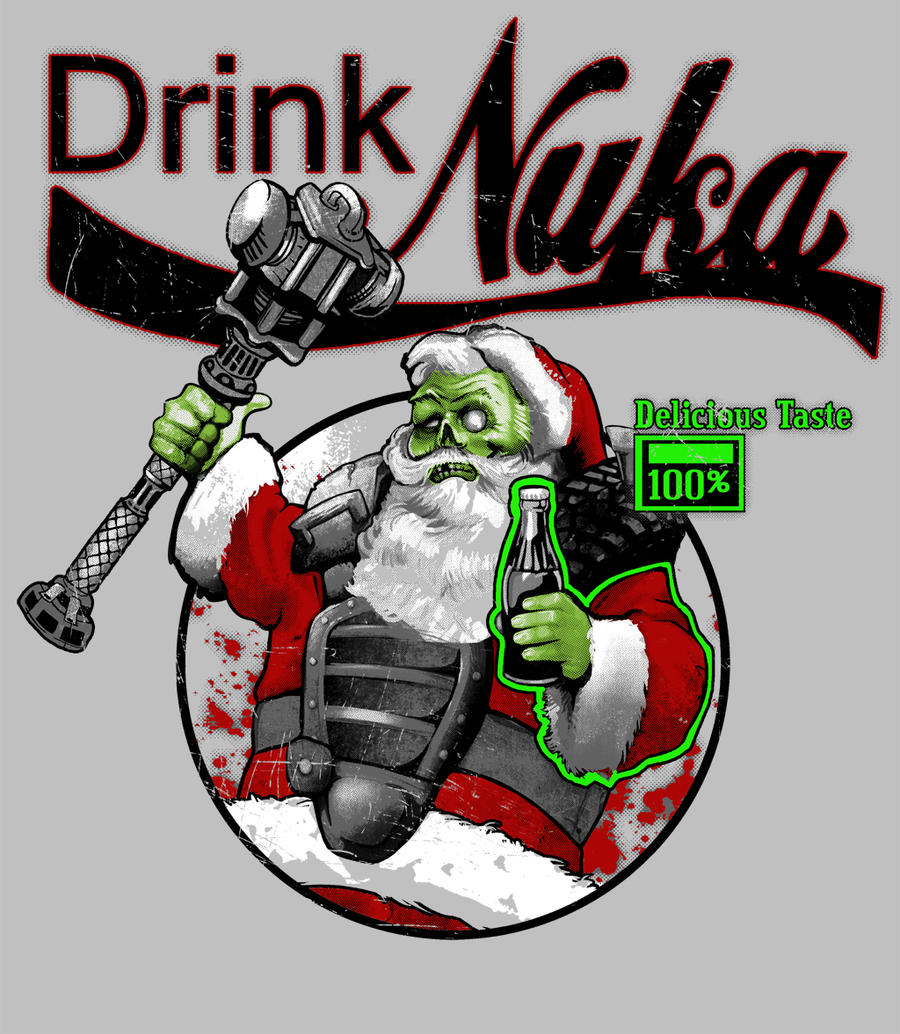Drink Nuka by jimiyo