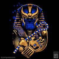 King Thanos Tut