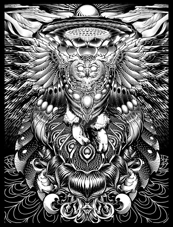 Owl 2015 by jimiyo