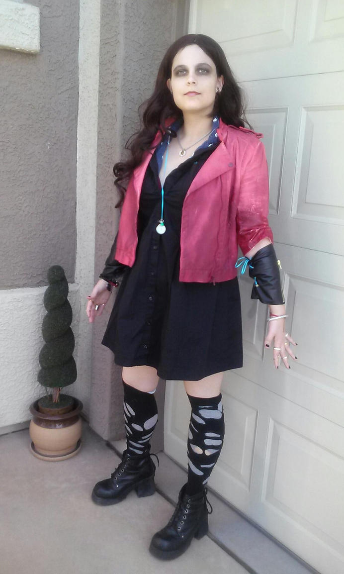 Age of Ultron Scarlet Witch Cosplay Test by KitsuneChan8888888 on ...