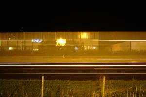a white lorry by alecarote