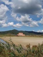 la casa rossa nella padule by alecarote