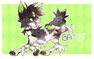 Gambit Ref by KnifeShimada