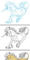 Unicorn Progression