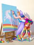 Sailor Spectrum - Paint Me a Rainbow