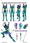 Eva Unit XX - Rebuild