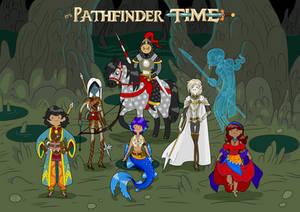 It's Pathfinder Time!