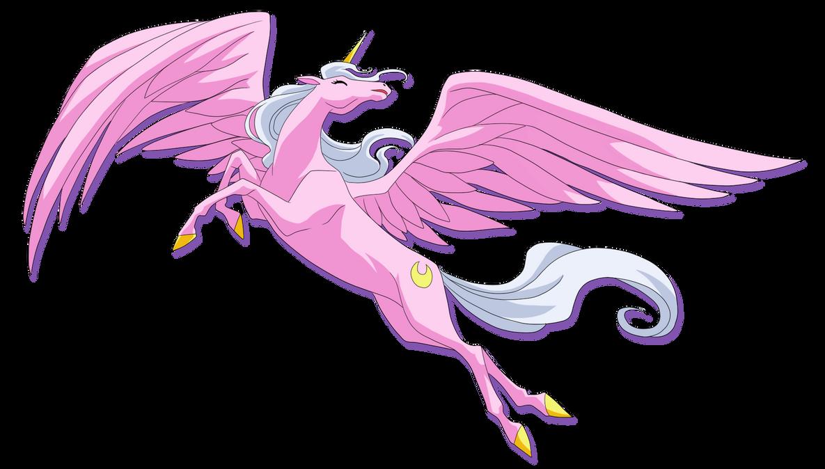 Neo Sailor Moon Pegasus Form By Artistmeli On Deviantart