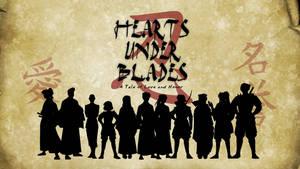 Hearts Under Blades - Teaser Wallpaper by ArtistMeli