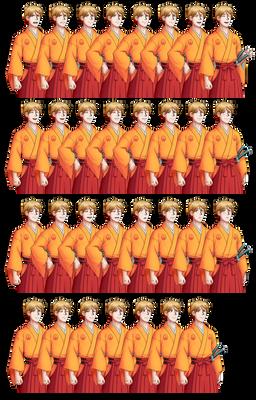Shouka (Male) Expression Sprites