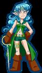Sailor Ashera Chibi