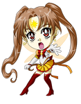 Sailor Sun Chibi