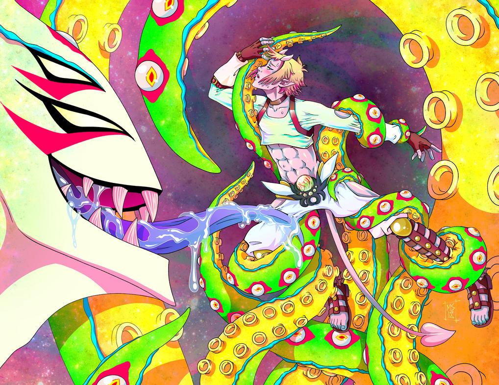 Laffy Taffy by ArtistMeli
