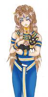 Egyptian Belldandy