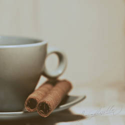 - A Cup of Coffee -