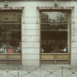 -  Calle Mayor - by JNoOoN