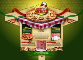Dona Pizza e Massas by thdweb