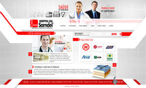 Hospital Dia Samdel by thdweb