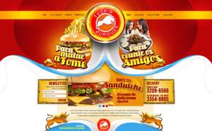 Tuza's Burger by thdweb
