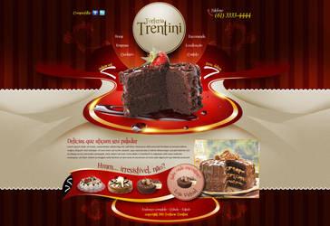 Torteria Trentini by thdweb