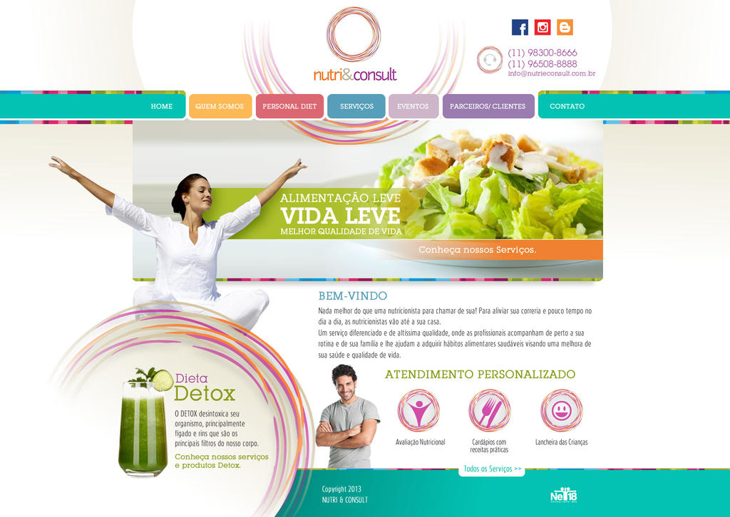 Nutri and Consult by thdweb