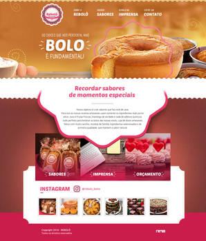 Rebolo - Bolos Artesanais