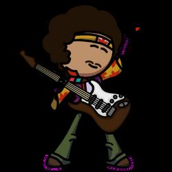Jimi Hendrix - OotS Style