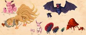 Realistic Pokemon Page 6