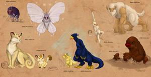 Realistic Pokemon Page 7 by VincenzoNova