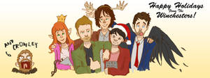 Happy Holidays by VincenzoNova