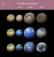 COLONY: Terraforming The Galilean Moons by VincenzoNova