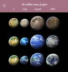 COLONY: Terraforming The Galilean Moons