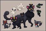 Shadow, the Black Meowth