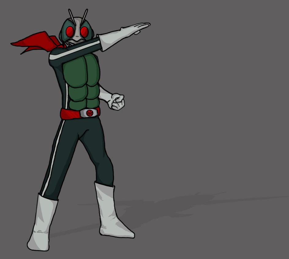 Kamen Rider by rawwar1234