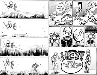Robot Island pg 1-2 by Laika005