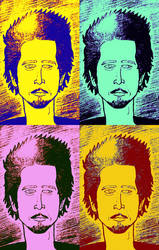 Chris Cornell in Colors