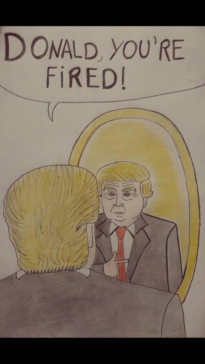 Donald's Mirror