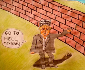 Donald's wall