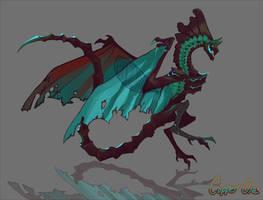 Copper Ore Dragon Auction [open]