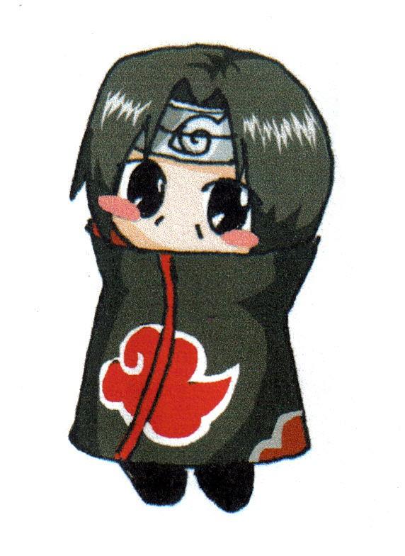 Another Itachi Chibi By Akatsukilesson On Deviantart
