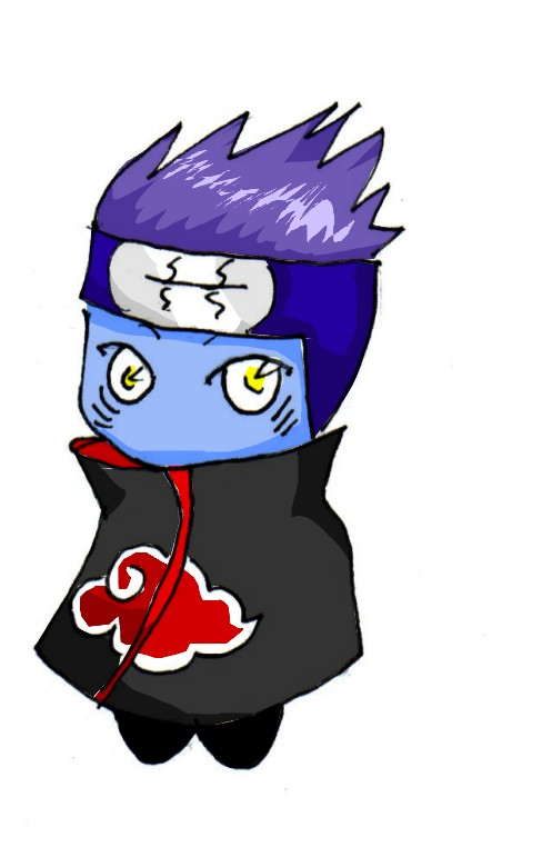 Chibi Kisame by AkatsukiLesson on DeviantArt