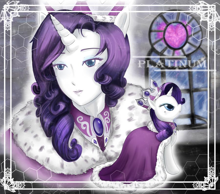 Princess Platinum by AkatsukiLesson